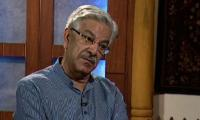 Military intervention 'out of question', says Khawaja Asif