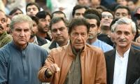 PTI cancels rally in Islamabad, directs its workers to avoid arrests