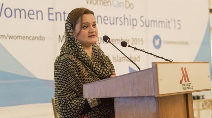 Marriyum Aurangzeb appointed Minister of State for Information