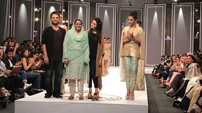 Image result for mukhtaran mai on ramp
