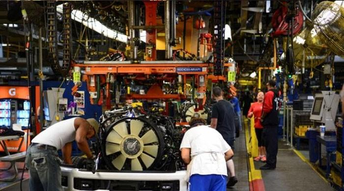 Ford's US vehicle sales dip 11.7 percent in October