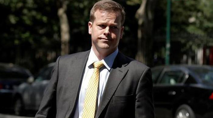 Wall Street scion Caspersen gets four years in prison for $38 million fraud