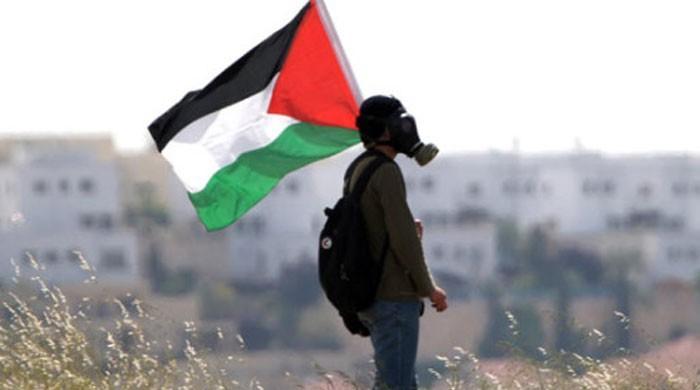 Palestinian presidency urges Trump to work towards Palestinian state