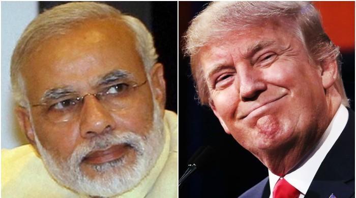India's Modi congratulates Trump, thanks for 'friendship'