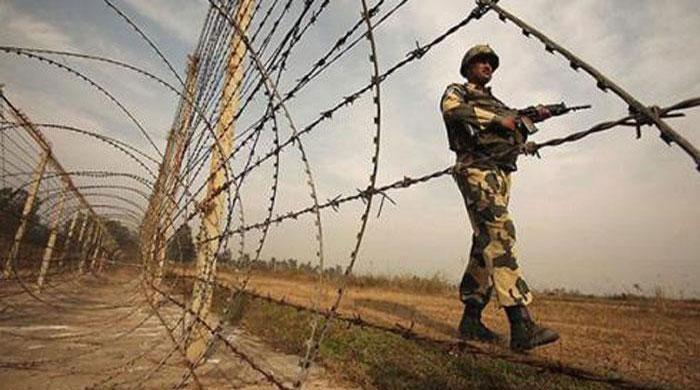 Indian forces resort to unprovoked firing across LoC again