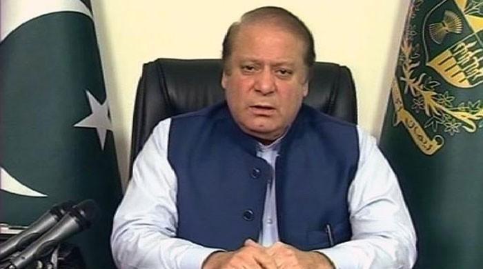 PAF broke backbone of terrorism in Zarb-e-Azb: PM