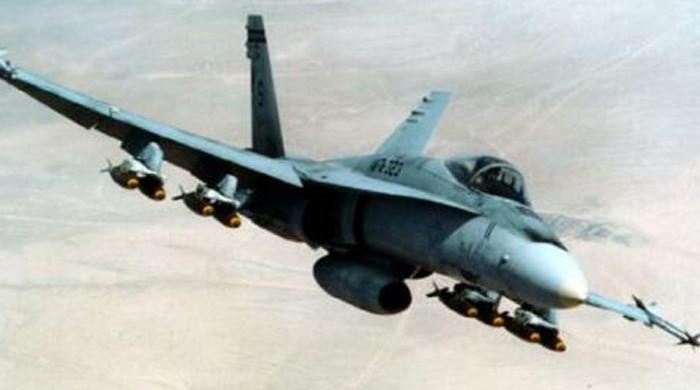 Two US Marine fighter jets collide over ocean near San Diego