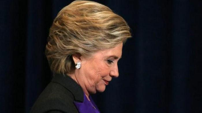 Hillary Clinton blames FBI's Comey for her shock defeat to Trump