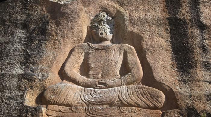 Historic Buddha statue in Swat restored nine years after Taliban destroyed it