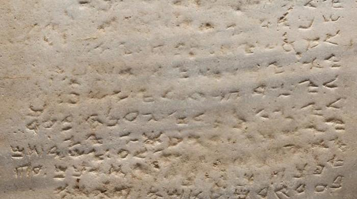 Centuries-old Ten Commandments tablet goes under hammer for $850,000