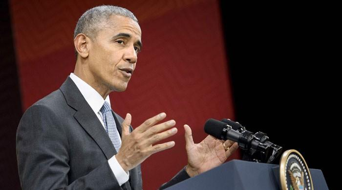 Obama bids goodbye to world stage after eight years