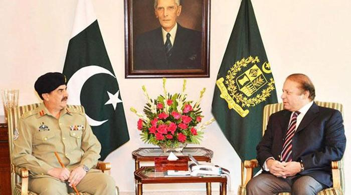 How does PM Nawaz select his army chief?