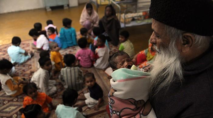 Donations to Edhi foundation decreasing