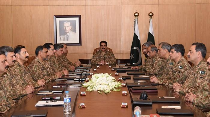 Great pride to command world's most battle hardened Army, says General Raheel Sharif