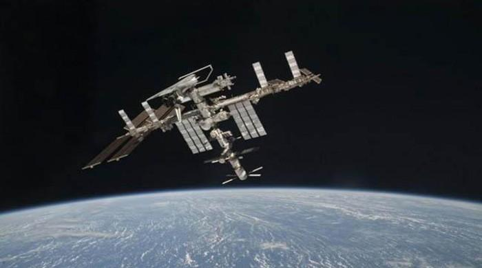 international space station visible - photo #5