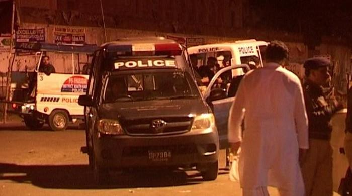 Body found, eight taken into custody in Karachi