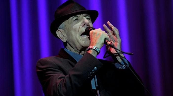 New York's Lincoln Center to remember Leonard Cohen