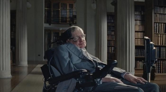 Stephen Hawking's chilling warning against obesity
