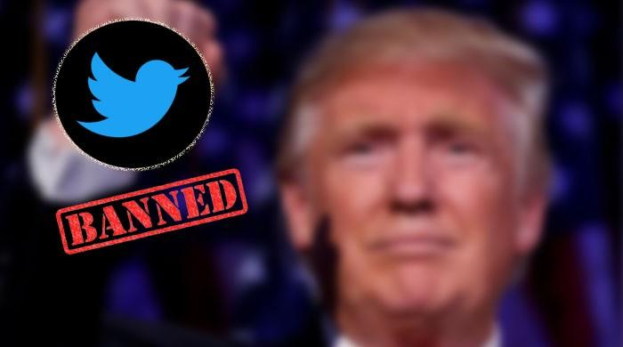 Donald Trump could be banned, warns Twitter