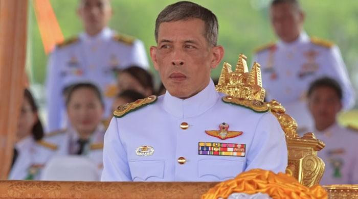 Vajiralongkorn becomes Thailand's new king