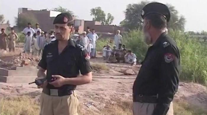Back to back explosions in Peshawar target police