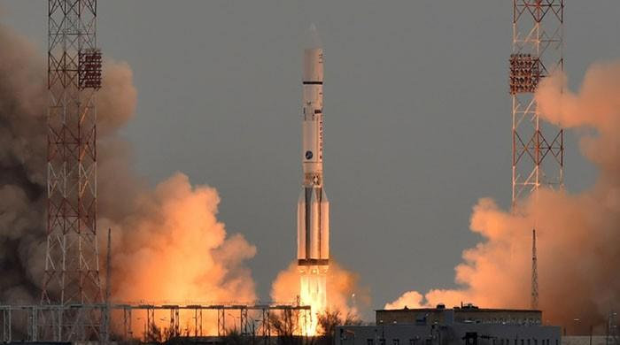 Europe okays 1.4 bn euros for Mars rover, ISS