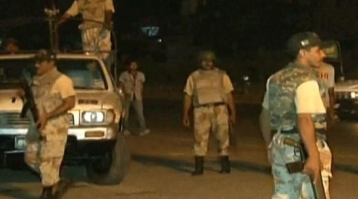 Four detained by LEAs in Karachi