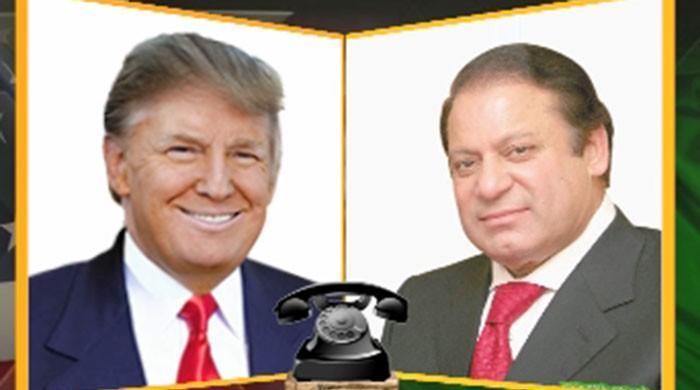 Pakistani American Republican says he made Trump-Nawaz conversation possible