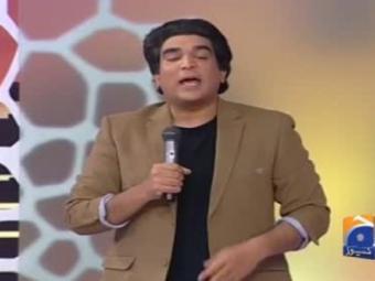 Khabarnaak Ali Meer shares real age of Ayesha Jahanzeb