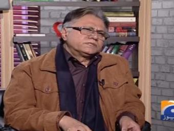 Meray Mutabiq PPP should have restructured party earlier, its late now, says Hassan Nisar