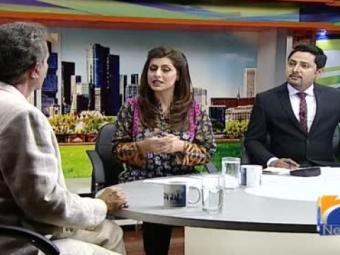 Geo Pakistan Waseem Akhtar tells us about his experience in jail