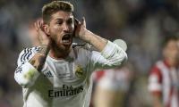 Ramos rescues Real in El Clasico stalemate