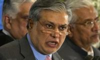 Govt won't allow illegal money changers to play with country's destiny, warns Dar