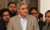Will ask LHC to disqualify Shahbaz Sharif: Jehangir Tareen