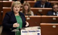 Norwegian government resolves budget crisis: reports