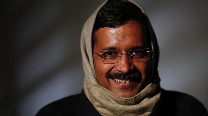 PM Modi calls himself hermit, wears Rs 1 million suit: Kejriwal