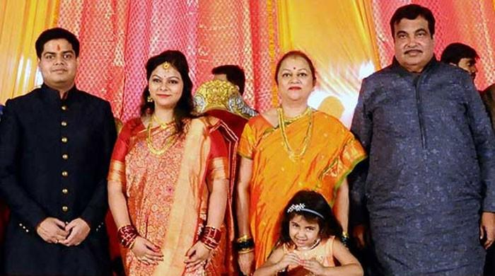 Indian minister charters 50 planes for daughter's wedding