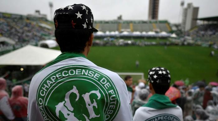 Sudamericana title given to plane crash victims Chapeconese