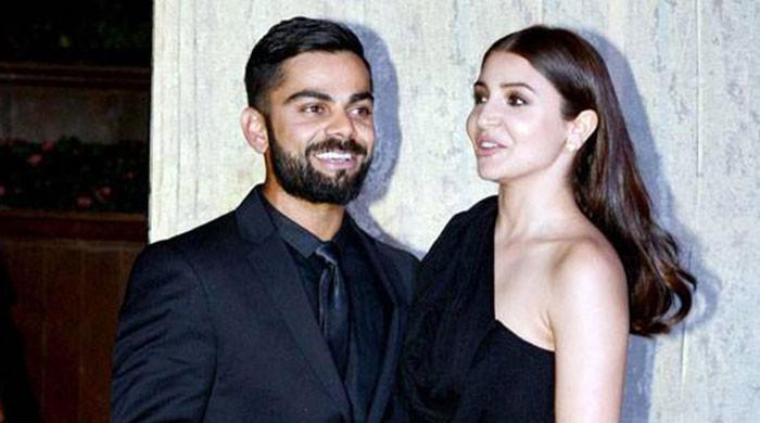 Anushka-Virat spotted together