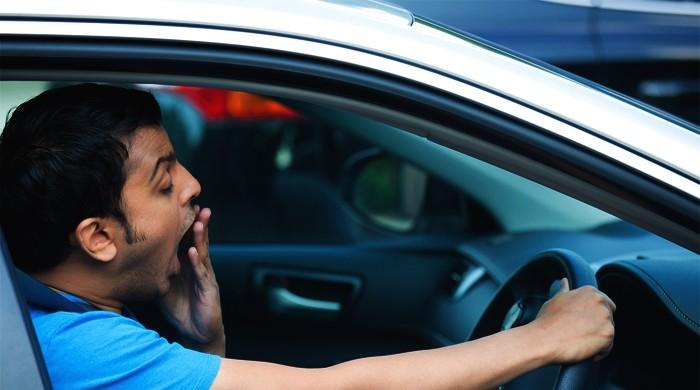 Motor crash risk doubles with two less hours of sleep: study