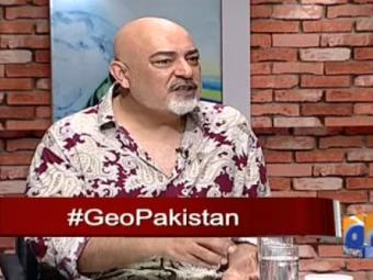 Geo Pakistan  Music has always been a passion for me - Tariq Amin