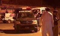 LEAs arrest two suspects in Karachi