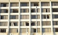 Terrorism cannot be ruled out in Karachi hotel fire: police