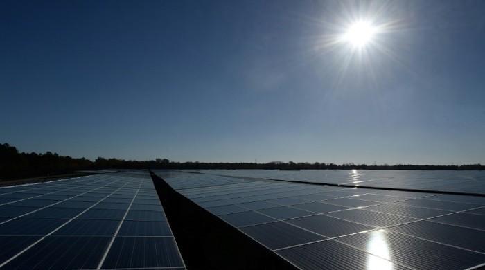 Solar panels repay their energy 'debt': study