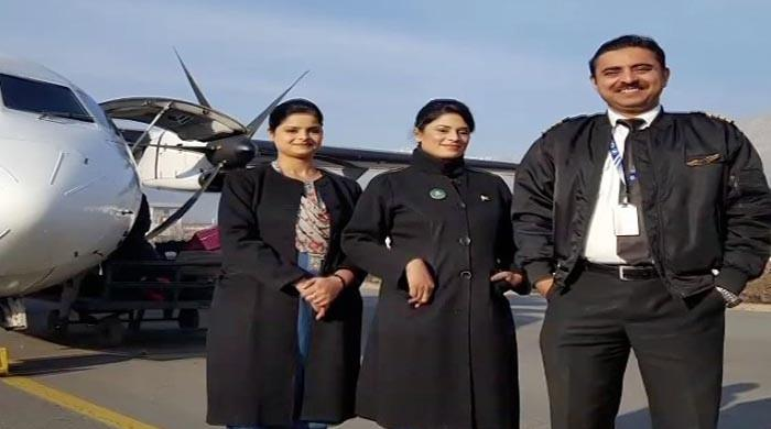 Remembering the crew of PIA PK-661