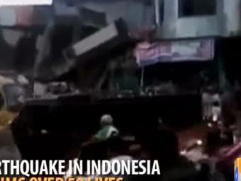 Special Report - At least 52 dead, hundreds injured in Indonesia quake: official 07-December-2016