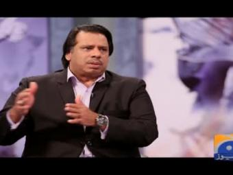 The SportsMan -  Jahangir Khan: Message for youngsters is, learn from failures never giveup!