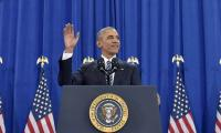 Obama: Terror fight needs coalitions, no ´false promises´