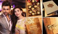 Farhan Saeed and Urwa Hocane reveal wedding date