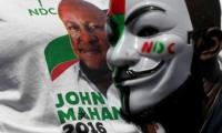 Voting begins in Ghana's election as Mahama runs for second term